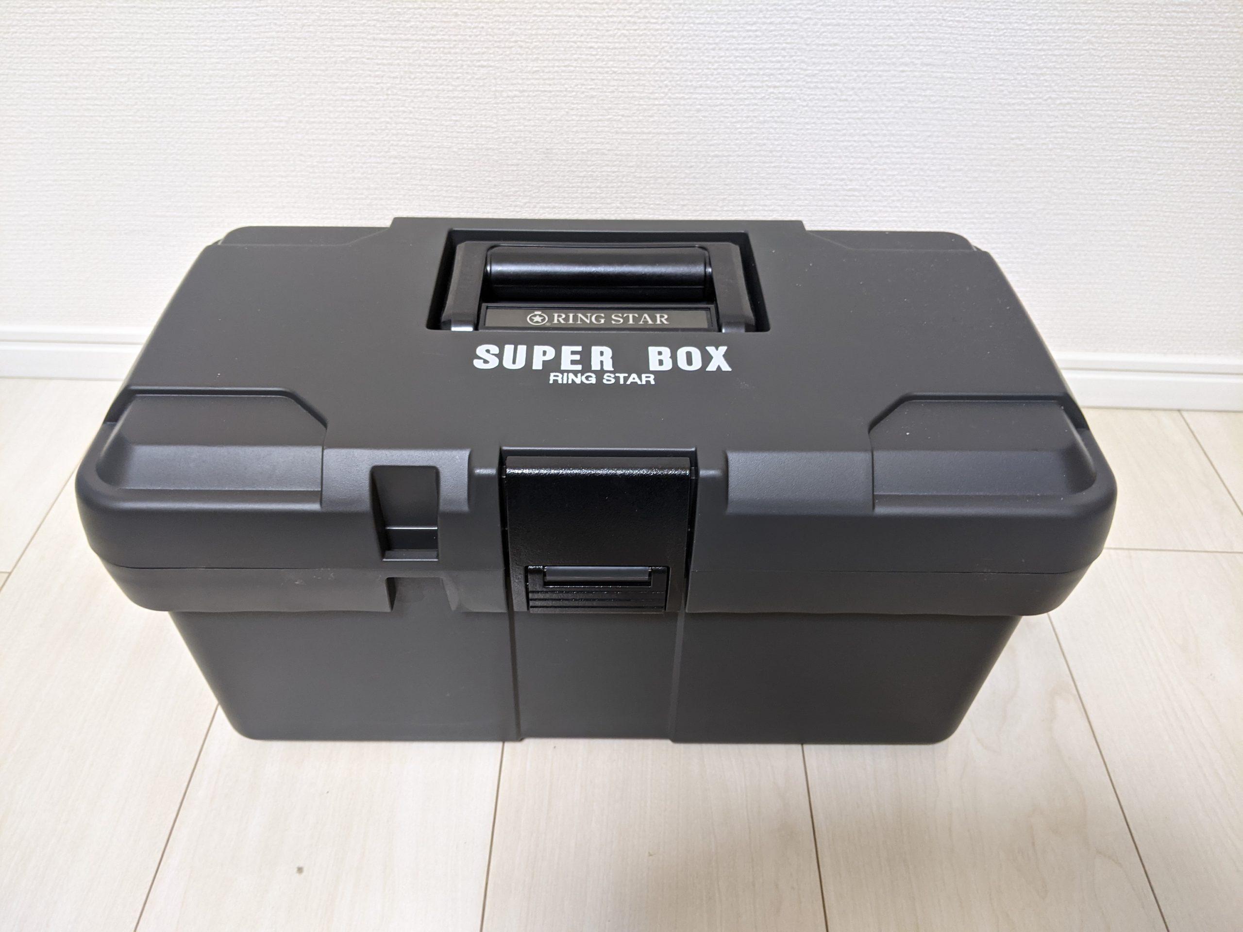 RING STAR SUPER BOX SR-400
